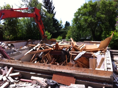 Demolition June 28